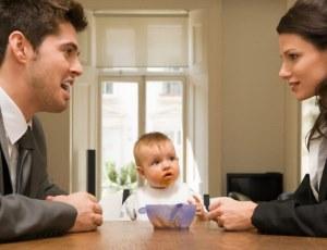 Ссора родителей на почве алиментов - уже вошло в обыденность.