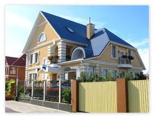 Частный дом в собственность