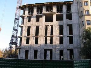 Незавершенное строительство