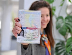 Награда за ваш труд - открытая виза в США