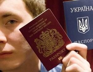 Как украинцу получить русское гражданство