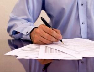 Список документов для регистрации ККМ