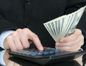 Расчет средней месячной зарплаты