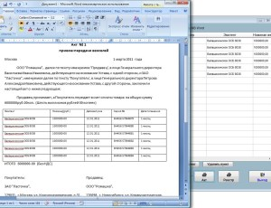образец письма об ответственном хранении товара img-1