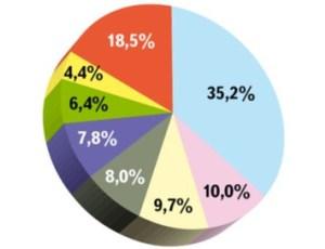 Распределение чистой прибыли ООО
