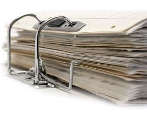 Порядок сдачи документов