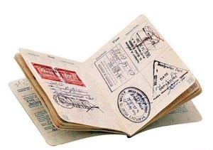 Незаконные отметки в паспорте