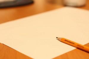 Написание заявления в свободной форме