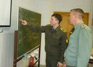 Обучение военнослужащего в ВУЗе