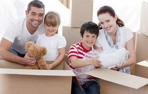 Переезд в дом, купленный по ипотеке
