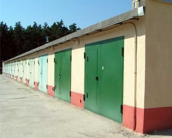 Договор найма гаража