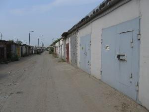 Комплекс гаражей