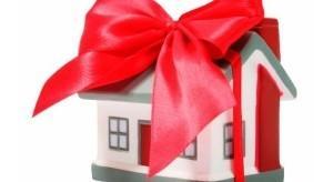 дарение квартиры несовершеннолетнему ребенку