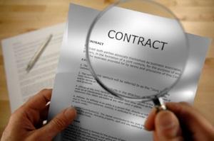 Договор аренды участка-регистрация