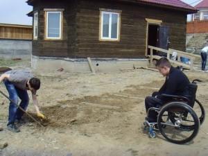 Инвалидам бесплатно земельный участок