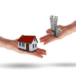 Процедура передачи наличных средств за дом