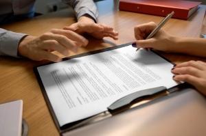Соглашение об изъятии