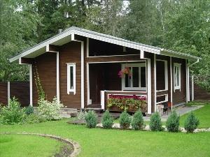 Различия с домом участком