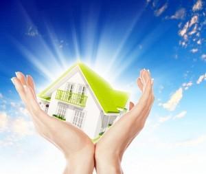 Оформить дом в собственность