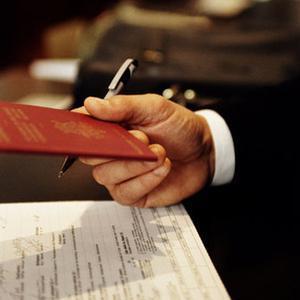 Забирают ли старый паспорт
