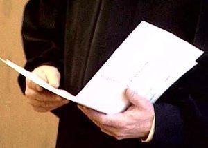 Определение личности ответчика
