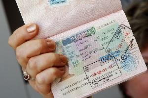 Не во все страны можно попасть без визы