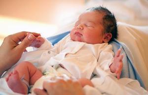 Особенности для новорожденного