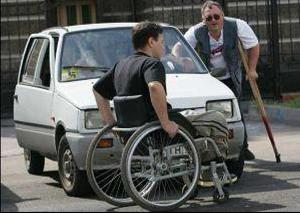 Могут ли инвалиды управлять авто