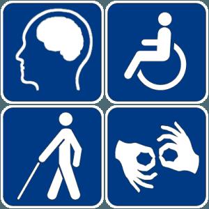 Группы по инвалидности