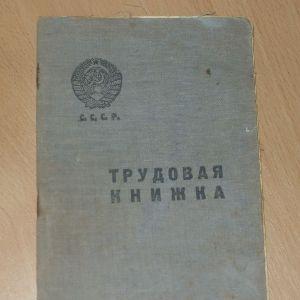 Образцы Трудовых Книжек По Годам Выпуска - фото 7