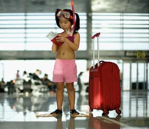 Загранпаспорт для детей  лет и более