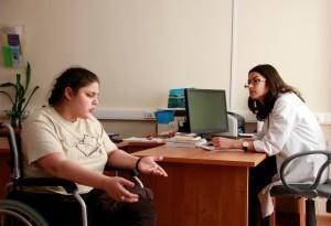 МСЭ в поддержку инвалидов