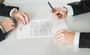 Структура и содержание документа