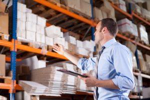Как оформить приказ на сдачу и прием склада